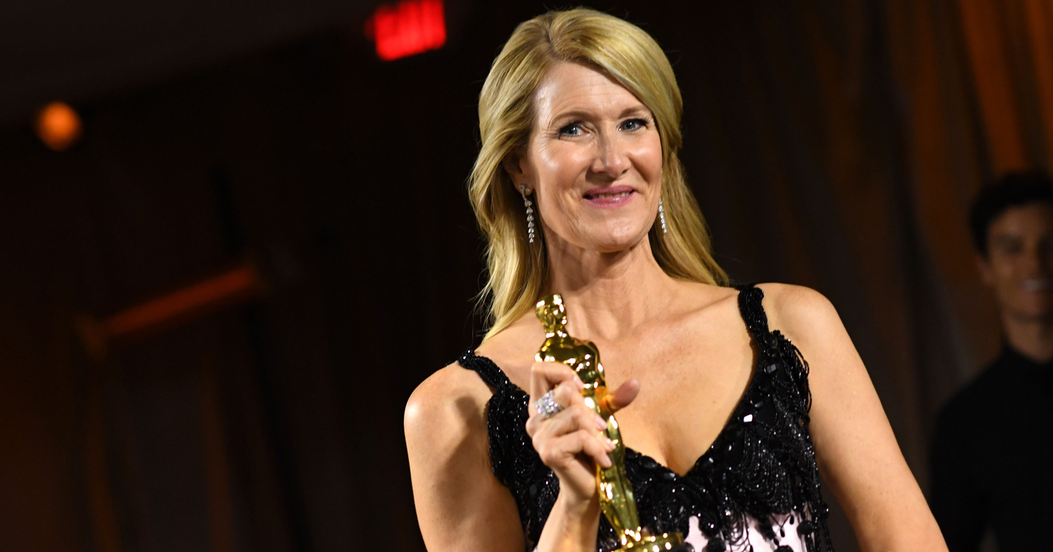 Oscars 2020: Laura Dern Calls Win 'an Amazing Dream on My Birthday' | PEOPLE.com